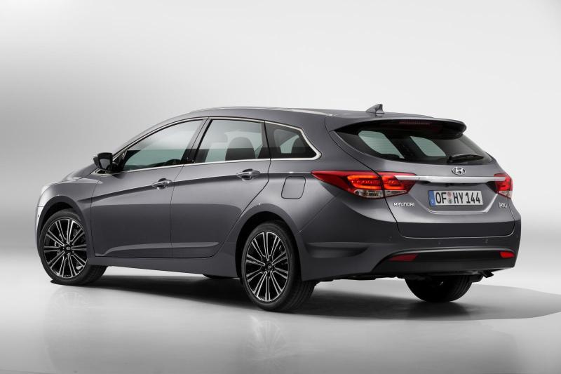 Рестайлинг Hyundai i40 2015